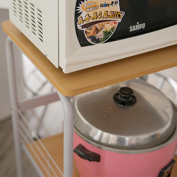 廚房收納 電器架 廚櫃 微波爐架【E0022】 三層電器微波爐架 MIT台灣製ac  收納專科