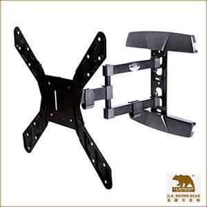 美國布朗熊 VCMB50 懸臂拉伸式-適用26吋~47吋電視壁掛架