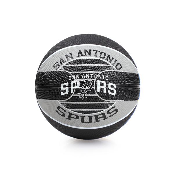 SPALDING Spurs SZ3 兒童-馬刺 籃球(3號球 隊徽球 斯伯丁 免運 ≡排汗專家≡