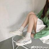 網紅運動帆布鞋女新款秋季小白鞋ins街拍潮鞋超火百搭 檸檬衣捨