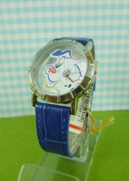 【震撼精品百貨】101 Dalmatians_101忠狗~手錶~藍
