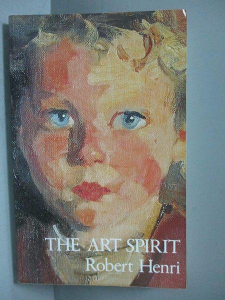 【書寶二手書T6/藝術_OOL】The Art Spirit-Notes, Articles, Fragments…_H