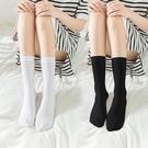 4雙 小腿襪白色jk襪子女短襪夏季日系襪白絲中筒女襪潮絲襪薄款【慢客生活】