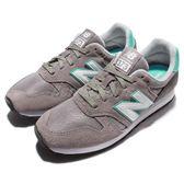 【六折特賣】New Balance 復古慢跑鞋 373 NB 灰 綠 白底 麂皮 膠底 復古 運動鞋 女鞋【PUMP306】 WL373GGB