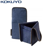 【南紡購物中心】(多色)日本KOKUYO可站立筆袋F-VBF165直立式筆袋NEOCRITZ筆筒筆袋FLAT站立式鉛筆盒