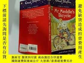 二手書博民逛書店Mr罕見Meddle s Bicycle:梅德爾先生的自行車Y200392