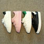 小白鞋板鞋男童鞋休閒鞋夏女童寶寶運動鞋正韓【店慶中秋優惠】