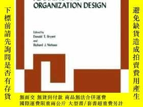 二手書博民逛書店007:罕見Manpower Planning And Organization Design (nato Con