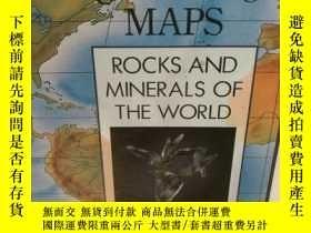 二手書博民逛書店讀地圖認識世界岩石與礦物罕見(Rocks and Mineral