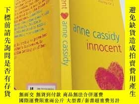 二手書博民逛書店anne罕見cassidy innocent:安妮·卡西迪無辜Y200392