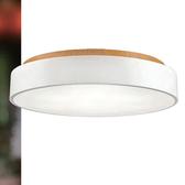 【YPHOME】 北歐風圓形吸頂臥室6燈(白色/直徑58)