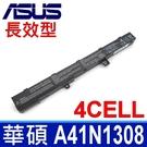 華碩 ASUS A41N1308 原廠規格 電池 P551 P551C P551CA X451 X451C X451CA X551 X551C X551CA X551M X551MA R512C