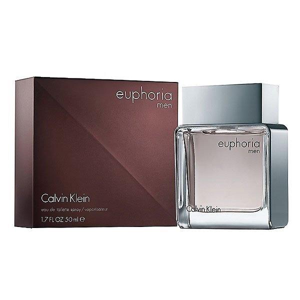 Calvin Klein euphoria for men 誘惑 男性淡香水 50ml【七三七香水精品坊】