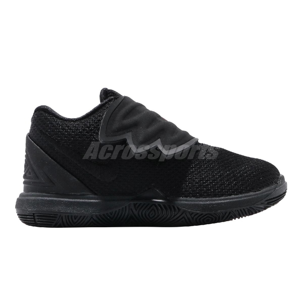 Nike Kyrie 5 TD 黑 紅 嬰兒鞋 明星款 小童鞋 厄文 【ACS】 AQ2459-016