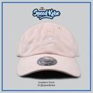 M&N 老帽 騎士 粉紅 麂皮 隊徽 可調 少女 超萌 QSH13CCLPF【SP】
