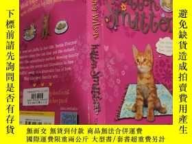 二手書博民逛書店kitten罕見smitten 小貓被迷住了.Y200392