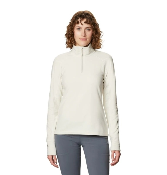 [好也戶外]Mountain Hardwear|Microchill™ 2.0 Zip 女保暖刷毛衫(三色) NO.1677371