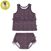 德國Lassig-嬰幼兒抗UV二件式泳裝-小點點