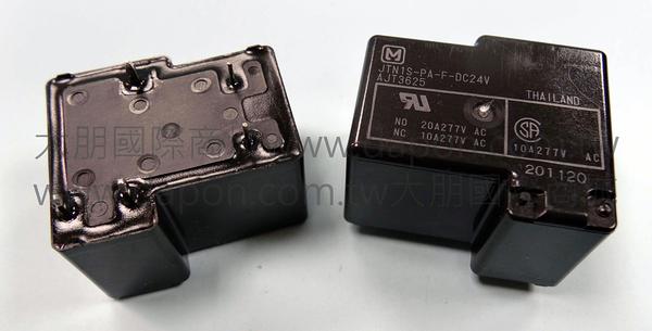 *大朋電子商城*Panasonic JTN1S-PA-F-DC24V 繼電器Relay(5入)