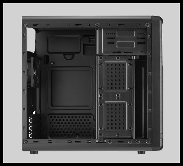 Aero cool QS-182 電腦機殼❤桌上型電腦/機殼/風扇/鍵盤/滑鼠/LOL/英雄聯盟❤