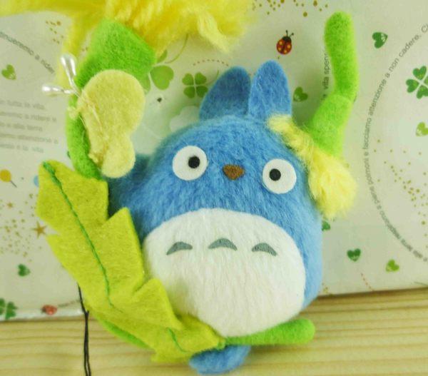 【震撼精品百貨】となりのトトロTotoro_造型磁鐵-藍綠