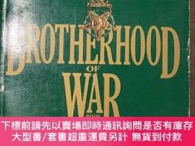 二手書博民逛書店Brotherhood罕見of war BOOK V THE BERETS BY W.E.B.GRIFFINY
