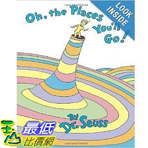 【只有1本】 2014 美國銷書榜單 Oh, The Places You ll Go! _Z1