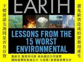 二手書博民逛書店This罕見Borrowed Earth: Lessons From The Fifteen Worst Envi