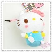 ♥小花花日本精品♥ Hello Kitty Iphone5 Iphone6 Iphone6s 防塵塞娃娃50037407