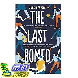 2018 amazon 亞馬遜暢銷書 The Last Romeo: A razor-sharp, laugh-out-loud debut