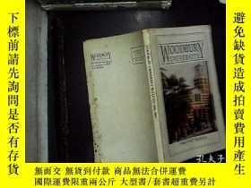 二手書博民逛書店WOODBUY罕見UNICERSITY BULLETIN 198