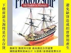 二手書博民逛書店Period罕見Ship Kit Builder's Manual (damaged)-定期裝運套件制造商手冊(損