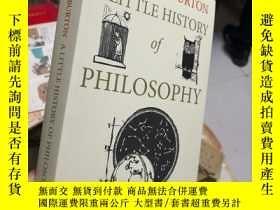 二手書博民逛書店英文原版罕見A Little History of Philos