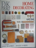 【書寶二手書T5/設計_GHB】Home decorating_contributing authors, John M