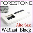 凱傑樂器 FORESTONE【Black Bamboo-W Blast Reed 竹碳纖維 中音 薩克斯風 竹片】