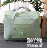 旅行包旅行袋手提女便攜折疊收納包男大容量行李袋孕婦待產包套拉桿箱 JY5587【潘小丫女鞋】