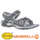 【MERRELL 美國】KAHUNA 4 男織帶 涼鞋『灰色』033665 功能鞋.多功能鞋.休閒鞋.健行鞋.涼鞋