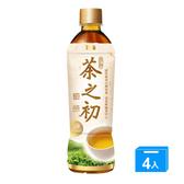 茶之初烏龍茶 535MLx4【愛買】