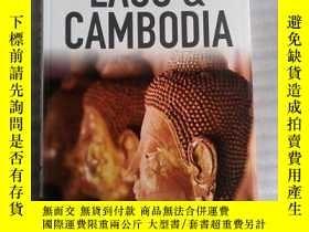 二手書博民逛書店Insight罕見Guides Laos & Cambodia 英文原版 老撾柬埔寨導覽 銅版紙彩印 多圖Y8