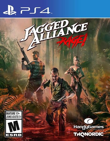PS4 鐵血聯盟 憤怒(美版代購)