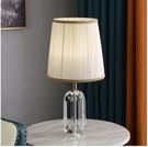 110V-220V 浪漫溫馨氛圍婚房主臥高檔歐式裝飾檯燈臥室床頭燈--不送光源