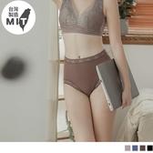 《VB0271》MIT台灣製造~TENCEL天絲棉零著感中腰內褲 OrangeBear