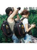 NewDawn806單反相機包攝影包雙肩佳能尼康戶外大容量防盜男女背包 DF玫瑰