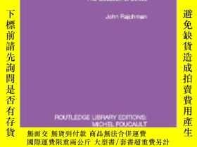 二手書博民逛書店Truth罕見And ErosY255562 John Rajchman Routledge 出版2010