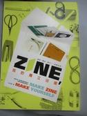【書寶二手書T3/設計_IMS】ZINE,我的獨立出版:設計、製作、發行由我決定!_古曉茵
