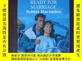 二手書博民逛書店Ready罕見for MarriageY85718 Debbie