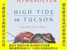 二手書博民逛書店High罕見Tide In TucsonY364682 Barbara Kingsolver Harper P