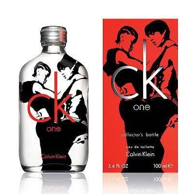 Calvin Klein ONE 2008 限量玩家珍藏版淡香水 100ml