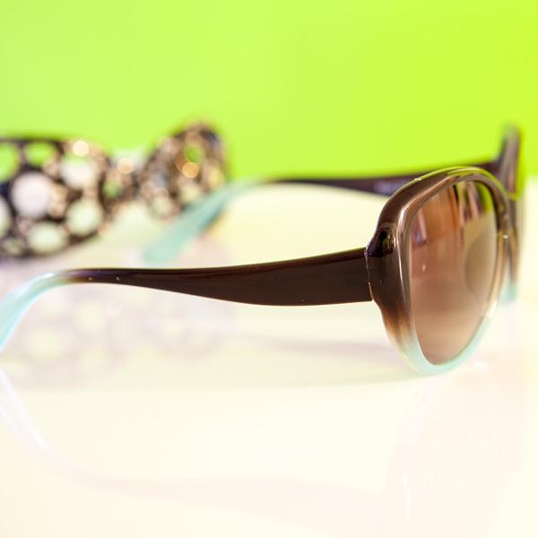 太陽眼鏡/墨鏡/亮寶綠2395C-02版