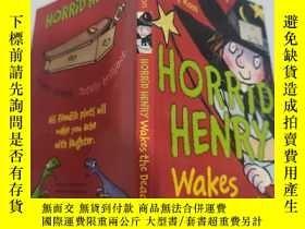 二手書博民逛書店horrid罕見henry wakes the dead 可怕的亨利喚醒了死者.. Y200392